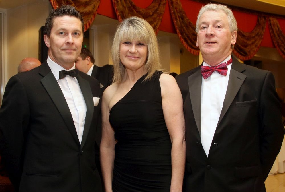 The Insurance Institute of Galway Dinner