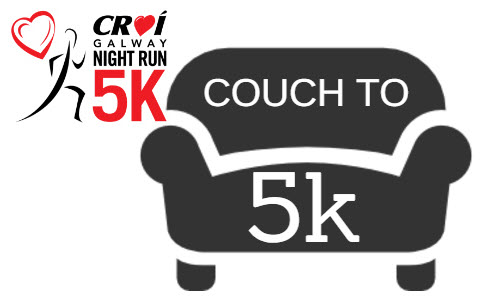 Support Couch to 5K for Croí