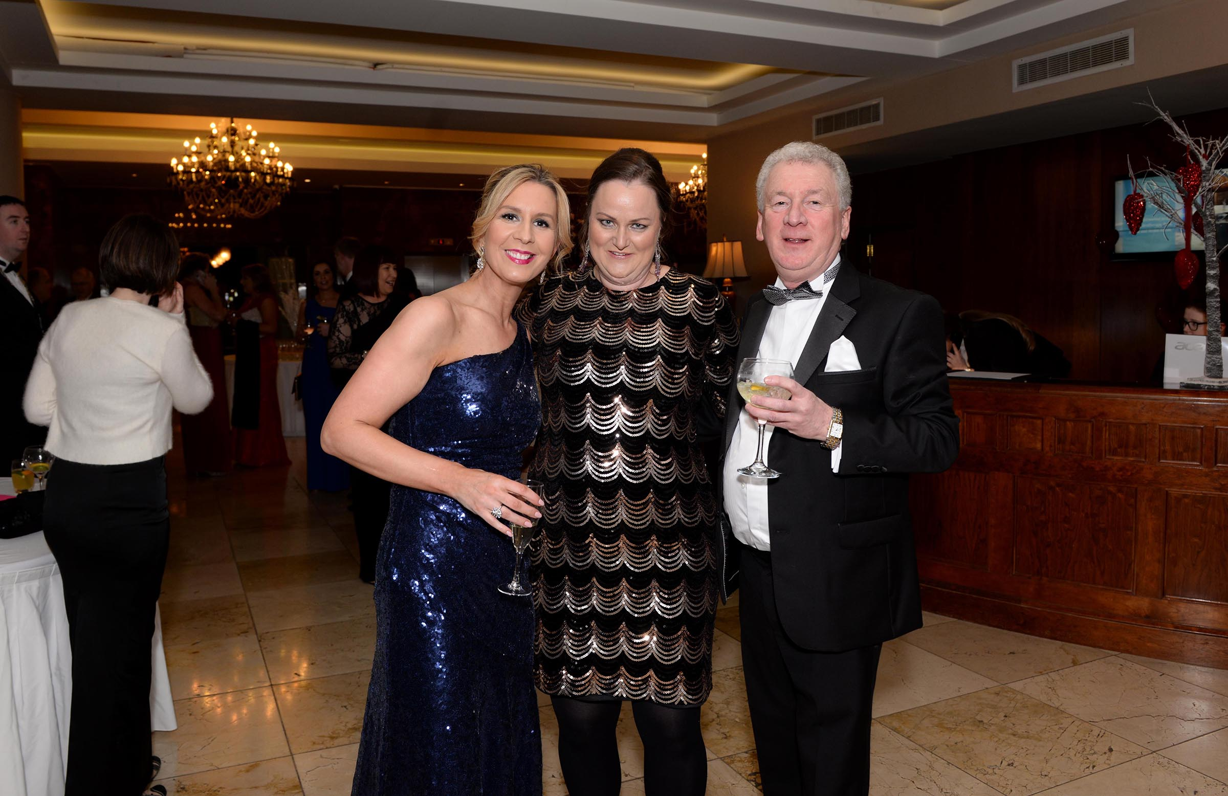 Insurance Institute Galway Annual Dinner 2019 Jim Molloy