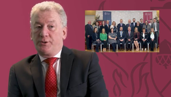 The Insurance Institute of Galway celebrates 50 years