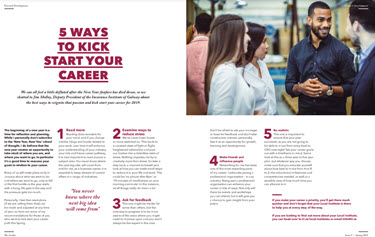 5 Ways To Kick-start Your Career