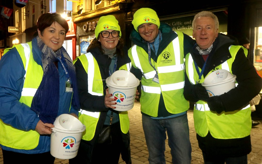 Cope Sleep-out a Great Success – Thank you All